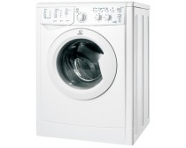 Indesit IWDC 71680 ECO EU Elöltöltős mosó-szárítógép 7 kg:1600 fordulat