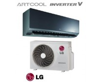LG A18RL Art Cool Mirror Inverteres Klíma 5, 3 Kw-os