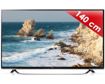 LG 55UF850V 4K UltraHD 3D Smart   IPS LED televízió 1600Hz