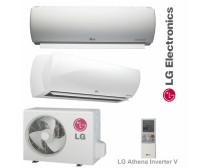 LG H09AK Athena Inverteres Split klíma 2.5KW